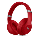Apple Studio 3 Headphones Head-band Red