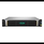Hewlett Packard Enterprise MSA 2052 unidad de disco multiple 1,6 TB Bastidor (2U)