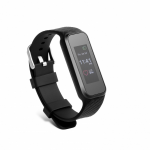 "Technaxx TX-81 Armband activity tracker Black IP65 TFT 2.69 cm (1.06"") Wireless"