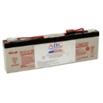 AMERICAN BATTERY UPS REPLACEMENT BATTERY RBC18
