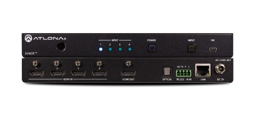 Atlona JUNO-451 HDMI video switch