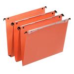 Esselte 21632 hanging folder Cardboard Orange
