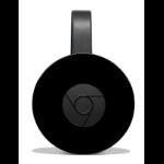 Google Chromecast 2 HDMI Full HD Black Smart TV dongle