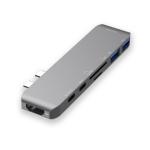 mBeat 'Elite Mini' USB-C Mini Dock with 4K HDMI, Thurderbolt 3, PD Charging and SD/TF Reader