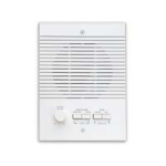 Nortek NW65RS White audio intercom system