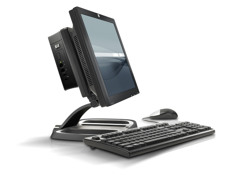 HP LE1901wi 19-inch Widescreen LCD Monitor Computer