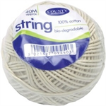COUNTY STRING BALL MED COTTON 40M C172