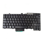 DELL XDJ4M Keyboard notebook spare part