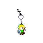 DIFUZED Zelda Link's Awakening Keychain Multicolour
