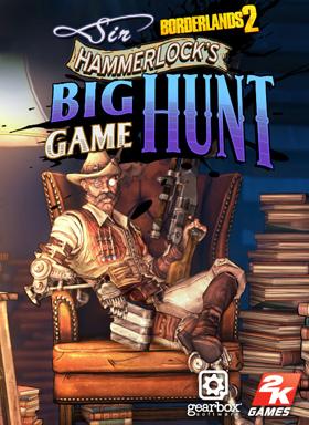 Nexway Borderlands 2 DLC - Caza mayor con sir Hammerlock Video game downloadable content (DLC) PC Español