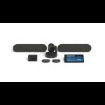 Logitech Tap Large Bundle – Zoom sistema de video conferencia Sistema de vídeoconferencia en grupo