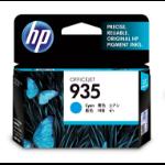 HP 935 Original Cyan 1 pc(s)