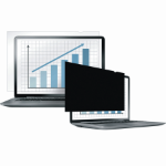 "Fellowes PrivaScreen Frameless display privacy filter 35.6 cm (14"")"