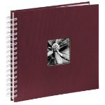 Hama Fine Art Cardboard, Paper Bordeaux photo album