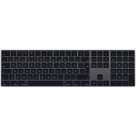 Apple Magic Keyboard Bluetooth QWERTY Swedish Grey