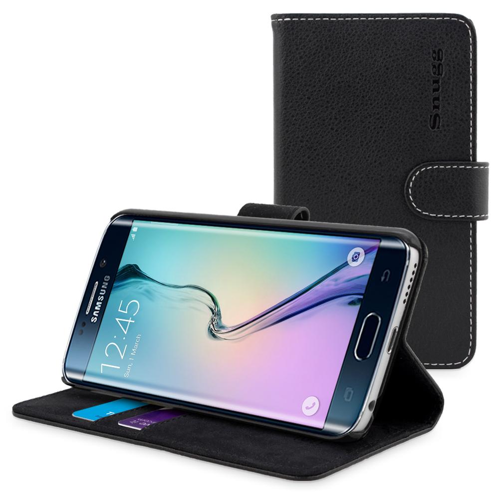 "TheSnugg B00UC0NS8E 5.1"" Folio Black mobile phone case"
