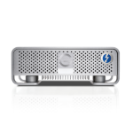 G-Technology G-DRIVE 4000GB Silver external hard drive
