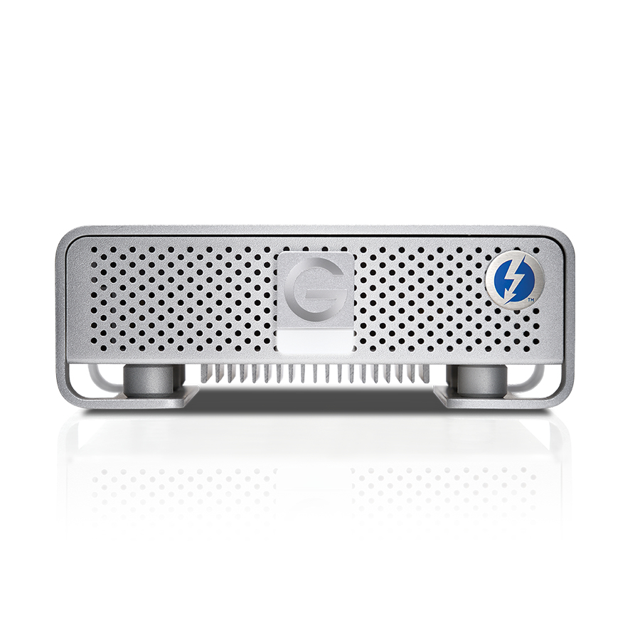 G-Technology G-DRIVE 3.0 (3.1 Gen 1) 4000GB Silver