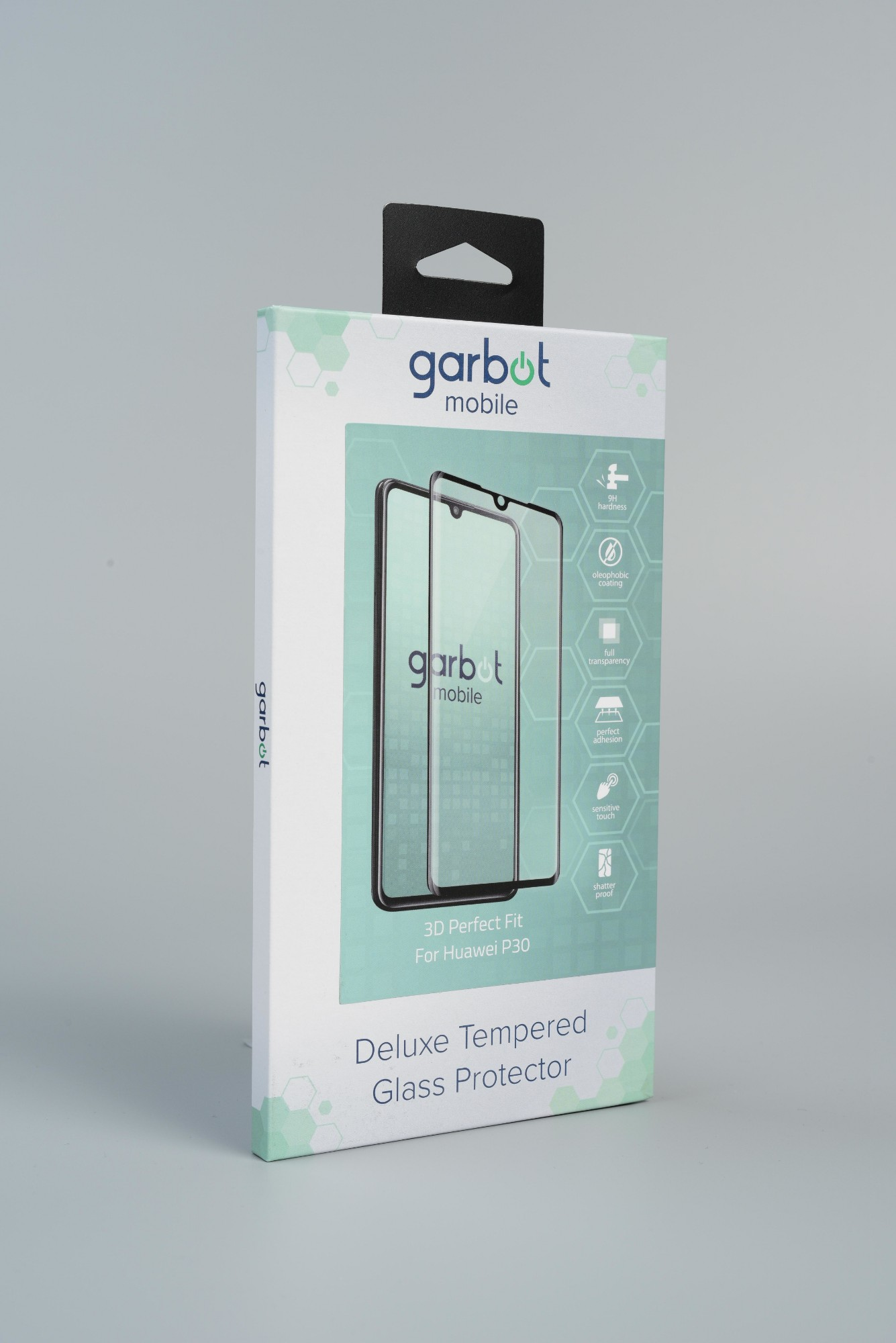 Garbot 9H 3D Screen Protector for Huawei P30