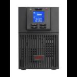 APC SRV1KI Unterbrechungsfreie Stromversorgung UPS Doppelwandler (Online) 1000 VA 800 W 3 AC-Ausgänge