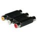 C2G Stereo Audio/Video Coupler Female to Female