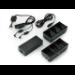 Zebra SAC-MPP-6BCHEU1-01 adaptador e inversor de corriente Interior Negro