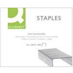 Q-CONNECT STAPLES 24/6 KF01278 P1000