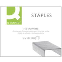 Q-Connect 24/6mm Staples Pk1000