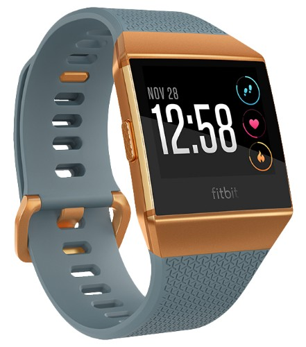 "Fitbit Ionic smartwatch Orange LCD 3.61 cm (1.42"") GPS (satellite)"