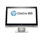 "HP EliteOne P1G67EA 3.2GHz i5-6500 23"" 1920 x 1080pixels Black,Grey All-in-One PC"