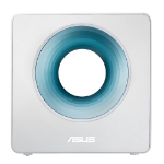 ASUS Blue Cave AC2600 wireless router Dual-band (2.4 GHz / 5 GHz) Gigabit Ethernet Silver