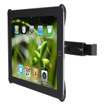 Newstar IPAD2-CM10BLACK holder Auto Passive Halterung Schwarz