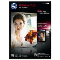 HP Premium Plus Semi-gloss photo paper A3