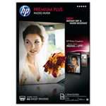 HP Premium Plus Semi-gloss -20 sht/A4/210 x 297 mm photo paper