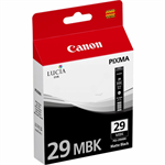 Canon 4868B001 (PGI-29 MBK) Ink cartridge black matt, 1.93K pages, 36ml