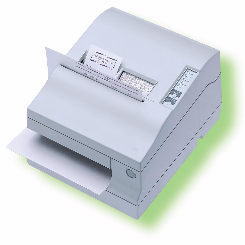 Epson TM-U950 (283): Serial, w/o PS, ECW C31C151283
