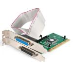 StarTech.com 2 Port PCI Parallel Adapter Card - EPP/ECP PCI2PECP