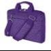 """Trust 21164 13.3"""" Briefcase Purple notebook case"""
