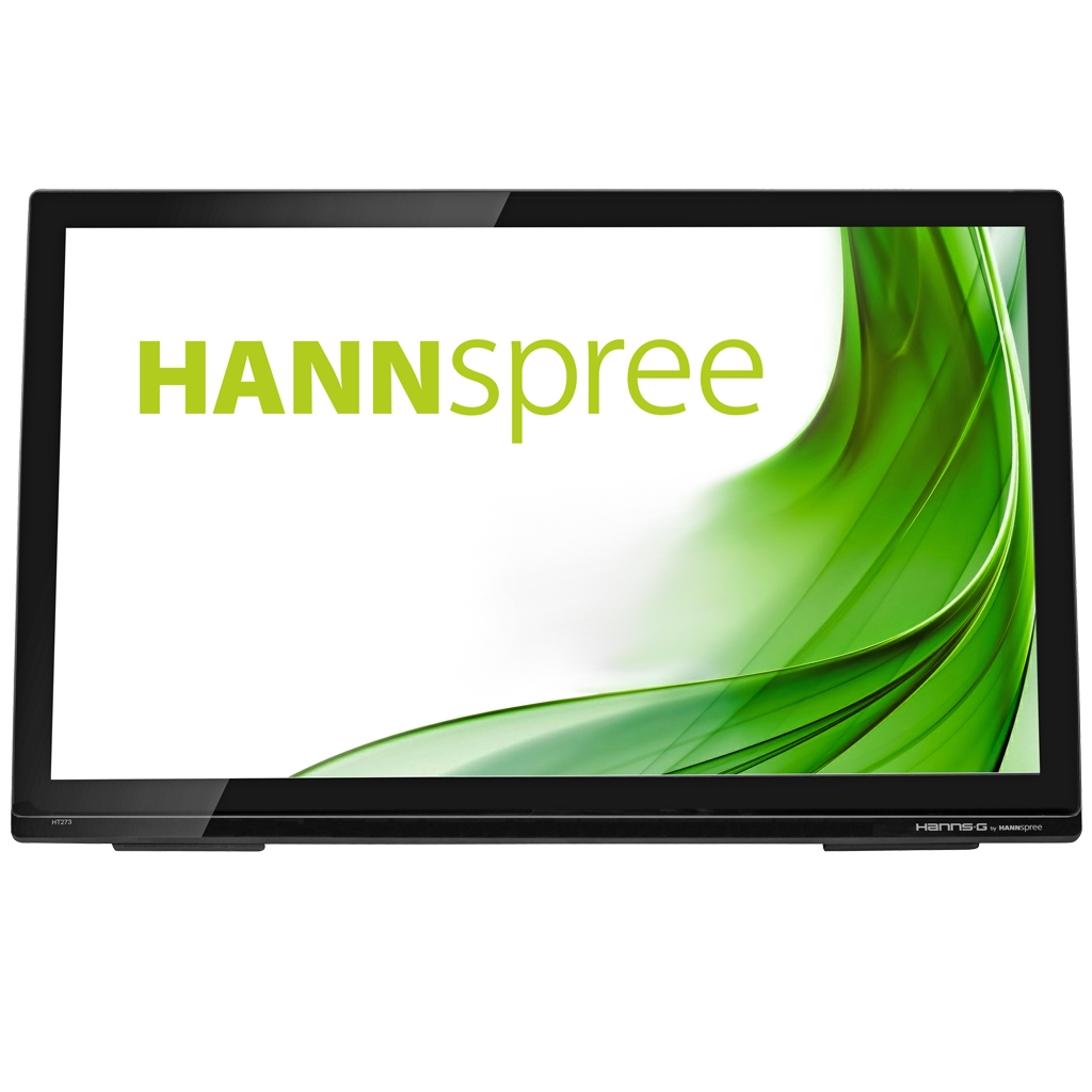 """Hannspree Hanns.G HT273HPB touch screen monitor 68.6 cm (27"""") 1920 x 1080 pixels Black Multi-touch Table"""