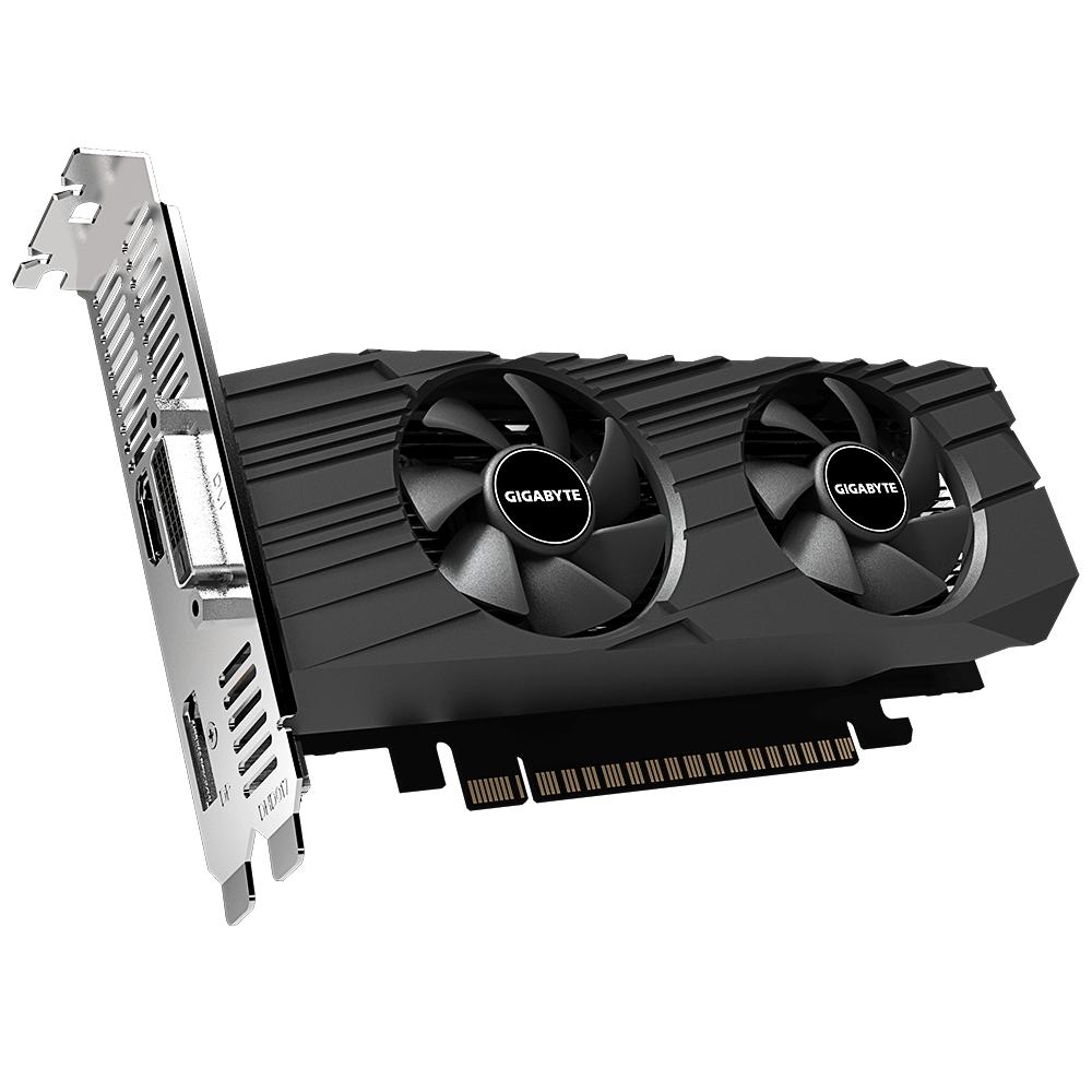Gigabyte GeForce GTX 1650 OC Low Profile 4G 4 GB GDDR5