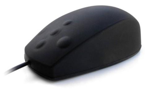Accuratus MOUNA-SIL-UCBK mouse PS/2 Optical 800 DPI