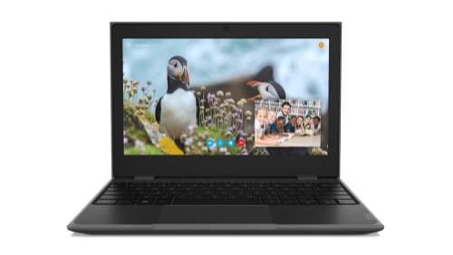 Lenovo 100e 2nd Gen Black Notebook 29.5 cm (11.6