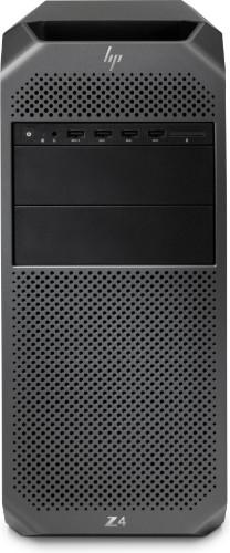 HP Z4 G4 2.9 GHz Intel® Xeon® W-2102 Black Desktop Workstation