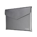 """Toshiba PX1858E-1NCA 15.6"""" Opbergmap/sleeve Zilver notebooktas"""