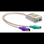 Raritan APKME PS/2 cable 2 x PS/2 Grey