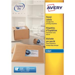 Avery J8167-100 self-adhesive label