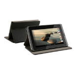"Acer Protective Cover Case for Iconia B1-720 Tablet 7"" - Black - by Acer ( HP.BAG11.00E)"