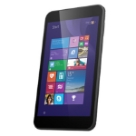 "Linx 7 17.8 cm (7"") Intel Atom® 1 GB 16 GB Wi-Fi 4 (802.11n) Black Windows 8.1"
