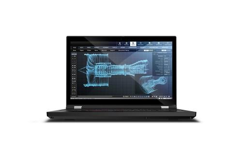 "Lenovo ThinkPad P15 Mobile workstation Black 39.6 cm (15.6"") 3840 x 2160 pixels 10th gen Intel® Core™ i7 64 GB DDR4-SDRAM 2000 GB SSD NVIDIA Quadro RTX 5000 Max-Q Wi-Fi 6 (802.11ax) Windows 10 Pro for Workstations"