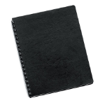 Fellowes 52170 binding cover A4 Black 200 pcs